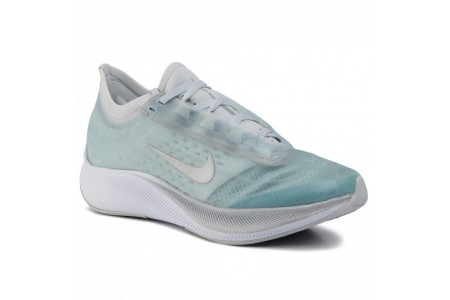 Nike Schuhe Zoom Fly 3 AT8241 302 Ocean Cube/Metallic Silver