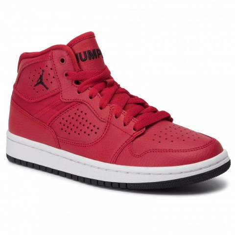 Nike Schuhe Jordan Access GS AV7941 600 Gym Red/Black/White