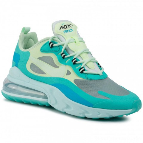Nike Schuhe Air Max 270 React AO4971 301 Hyper Jade/Frosted Spruce